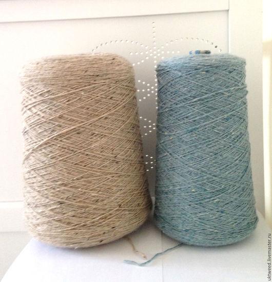 Вязание ручной работы. Ярмарка Мастеров - ручная работа. Купить Мохер Твид (Mohair Tweed) 70% шерсть, 30% мохер. Handmade.