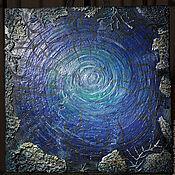 """Картины и панно ручной работы. Ярмарка Мастеров - ручная работа Картина """"Красное море"""". Handmade."""