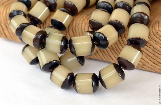 Для украшений ручной работы. Ярмарка Мастеров - ручная работа. Купить Бусины из плодов Бури 12-15х10-11мм. Handmade.