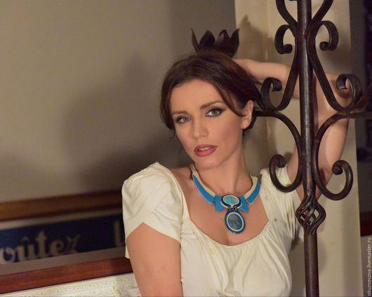 красивое ожерелье, стильное ожерелье, роскошное ожерелье, ожерелье на каждый день, ожерелье в Москве, ожерелье.