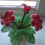 Цветочная полянка - Ярмарка Мастеров - ручная работа, handmade