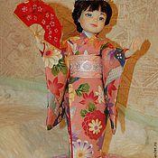 Куклы и игрушки ручной работы. Ярмарка Мастеров - ручная работа Жемчужины Японии. Handmade.