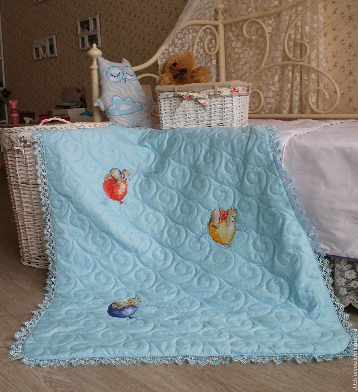 Детское одеяло своими руками. Как сшить детское одеяло для 97