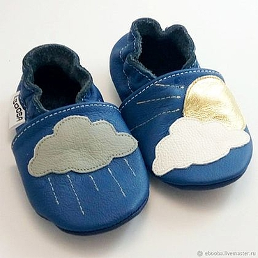 Footwear handmade. Livemaster - original item Baby Shoes,Ebooba,Baby Moccasins,Leather Baby Shoes,Crib Baby Shoes. Handmade.