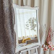 """Для дома и интерьера ручной работы. Ярмарка Мастеров - ручная работа Интерьерное зеркало """"Lotus"""". Handmade."""