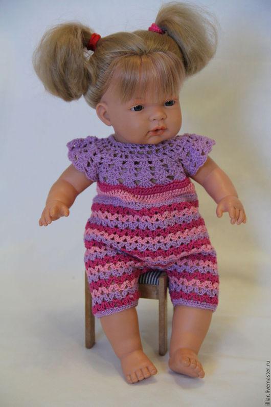 Одежда для кукол ручной работы. Ярмарка Мастеров - ручная работа. Купить Песочник. Handmade. Комбинированный, для куклы