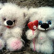 Куклы и игрушки ручной работы. Ярмарка Мастеров - ручная работа Мишки и зайки. Handmade.