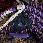 """Косметика ручной работы handmade. Livemaster - original item Тушь для ресниц """"La Bella Donna"""" лавандовая.. Handmade."""