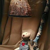 Подарки к праздникам ручной работы. Ярмарка Мастеров - ручная работа Морская лампа. Handmade.