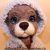 Куклы и игрушки ручной работы. Ярмарка Мастеров - ручная работа Мишка Андрейка. Handmade.