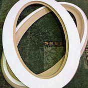Сувениры и подарки ручной работы. Ярмарка Мастеров - ручная работа Рамы овальные. Handmade.