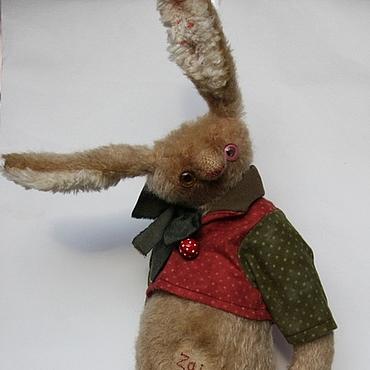 Куклы и игрушки ручной работы. Ярмарка Мастеров - ручная работа Большой Зай. Handmade.