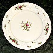 Винтаж handmade. Livemaster - original item Plate 20 cm-Rosenthal Rosenthal SANSSOUCI, Sansoussi 20 cm. Handmade.