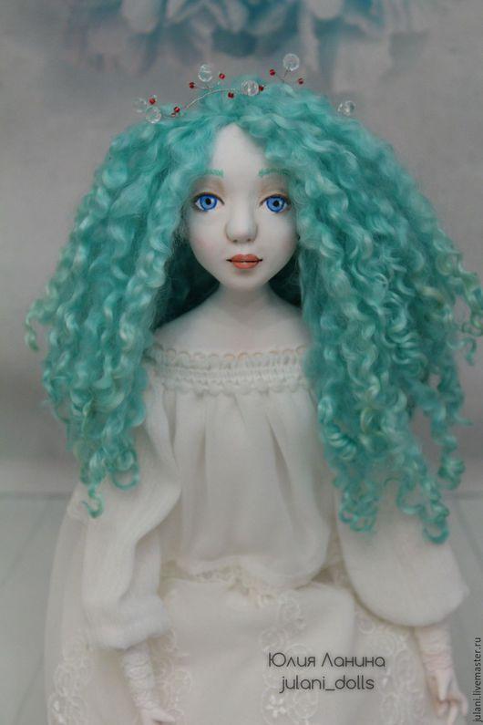 Коллекционная кукла. Нимфа. Купить Лаомедея. Ярмарка Мастеров. Кукла. Авторская кукла. Юлия Ланина.