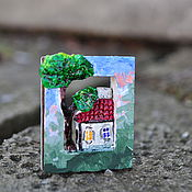 Картины и панно handmade. Livemaster - original item At Apricot.. Handmade.
