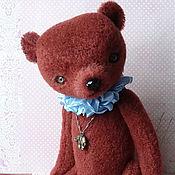 Куклы и игрушки ручной работы. Ярмарка Мастеров - ручная работа Авторский мишка.Морено 32,5 см. Handmade.