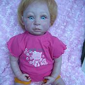 Куклы и игрушки ручной работы. Ярмарка Мастеров - ручная работа Кукла реборн из молда Mia. Handmade.
