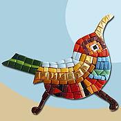 Картины ручной работы. Ярмарка Мастеров - ручная работа Набор для творчества Колибри мозаика. Handmade.