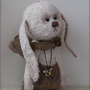 """Куклы и игрушки ручной работы. Ярмарка Мастеров - ручная работа Зайка""""Хочу быть мишкой"""". Handmade."""
