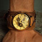 """Украшения ручной работы. Ярмарка Мастеров - ручная работа Часы наручные """"Manshe"""". Handmade."""