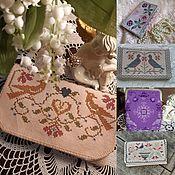 Сумки и аксессуары handmade. Livemaster - original item cosmetic bag embroidered
