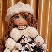 """Куклы и игрушки ручной работы. Ярмарка Мастеров - ручная работа Коллекционная кукла """"Жанна"""". Handmade."""