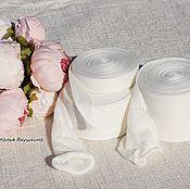 Материалы для творчества handmade. Livemaster - original item Elastic bandage Stolpa. Handmade.