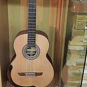 Музыкальные инструменты handmade. Livemaster - original item Guitar luthier Dokimo master classical guitar concert. Handmade.