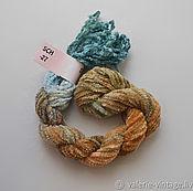 Материалы для творчества handmade. Livemaster - original item Silk chenille (no. №27). Handmade.