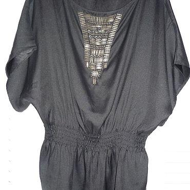 Винтаж ручной работы. Ярмарка Мастеров - ручная работа Винтажная одежда: Блуза большого размера Calvin Klein. Handmade.