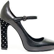Обувь ручной работы. Ярмарка Мастеров - ручная работа Скидка -10! Туфли Maria. Handmade.