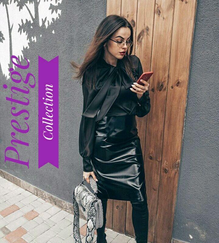 Блузка Prestige collection Итальянский Шифон, Блузки, Москва,  Фото №1