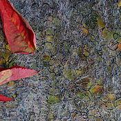 """Одежда ручной работы. Ярмарка Мастеров - ручная работа Свитер """"Осенние паутинки"""". Handmade."""