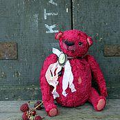 Куклы и игрушки ручной работы. Ярмарка Мастеров - ручная работа Мишка тедди Боня. Handmade.