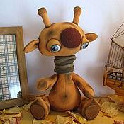 Куклы и игрушки ручной работы. Ярмарка Мастеров - ручная работа Максимка. Handmade.