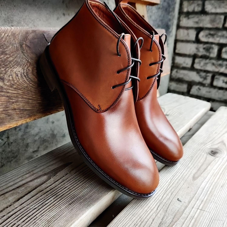 Ботинки Чукка, Ботинки, Санкт-Петербург,  Фото №1