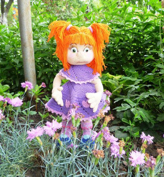 Человечки ручной работы. Ярмарка Мастеров - ручная работа. Купить Кукла. Handmade. Пупсик, пупсик и одежка, вязаная игрушка