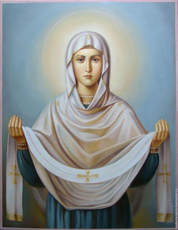выключенном картинка икона покров богородицы только одна