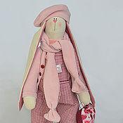 Куклы и игрушки ручной работы. Ярмарка Мастеров - ручная работа Заяц-Влюблённое сердце. Handmade.