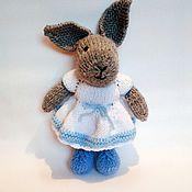 Куклы и игрушки ручной работы. Ярмарка Мастеров - ручная работа Крольчиха Манечка. Handmade.