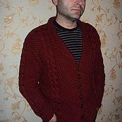Одежда handmade. Livemaster - original item Jacket mens. Handmade.