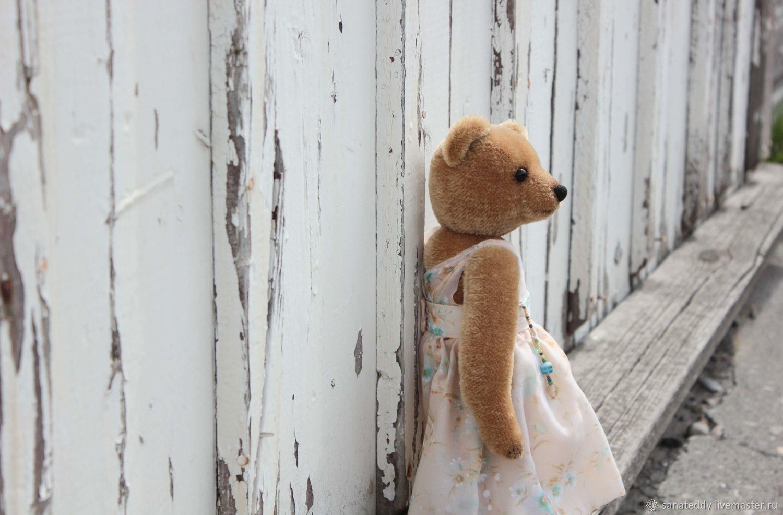 Авторская мишка Грейс, Мишки Тедди, Москва, Фото №1