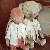 Куклы и игрушки ручной работы. Ярмарка Мастеров - ручная работа старенький мишка Тедди. Handmade.