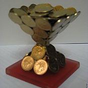Фен-шуй и эзотерика ручной работы. Ярмарка Мастеров - ручная работа денежный кубок. Handmade.