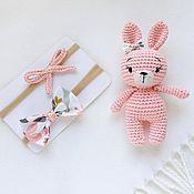 Сувениры и подарки handmade. Livemaster - original item Gift set for girl # №2: bunny 2 headbands. Handmade.