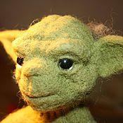Куклы и игрушки ручной работы. Ярмарка Мастеров - ручная работа валяные игрушки. Handmade.