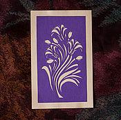 Открытки ручной работы. Ярмарка Мастеров - ручная работа Мини-открытки. Handmade.