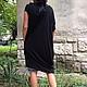 Платья ручной работы. Заказать Экстравагантное летнее ассиметричное платье из хлопока. Мария Иванова (StudioMariya). Ярмарка Мастеров. Женская одежда