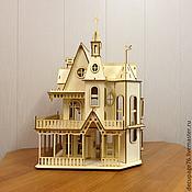 Арт. 01 11 0019 Кукольный домик