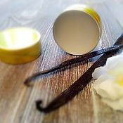 """Духи ручной работы. Ярмарка Мастеров - ручная работа Духи """"Vanilla Noir"""" твёрдые (сухие) духи ручной работы. Handmade."""